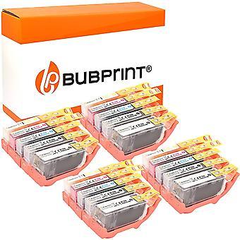 20 Druckerpatronen kompatibel für Canon PGI-525 CLI-526 für IP4850 IP4950 IX6550 MG5150 MG5250