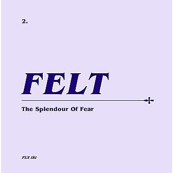 Felt - The Splendour Of Fear Remastered CD & 7 Zoll Boxset Vinyl