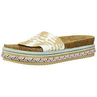 LFL by Lust for Life Women's Ll-Pike Wedge Sandal