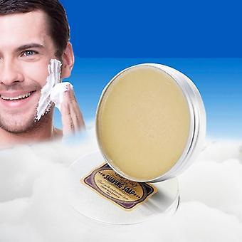 Miesten ammatillinen kasvojenhoito parta parranajo kerma