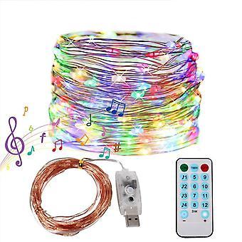 USB-Sound aktiviert Led Musiksteuerung String Light