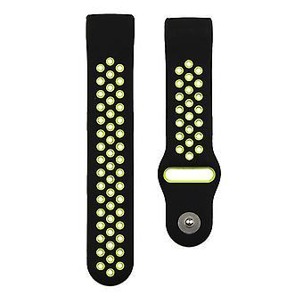 Pulsera compatible con Fitbit Charge 3 (Verde)
