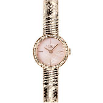 Radley Nerwick Street Ry4570 Multicolor Dial Metal Strap Ladies Watch