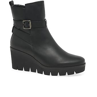 Gabor Umea Womens Ankle Boots