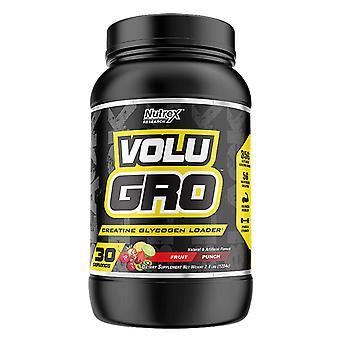 Volu Gro, Fruit Punch - 1284 grams