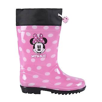 أحذية المياه للأطفال ميني ماوس بينك