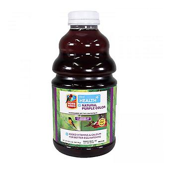 More Birds Health Plus Natural Purple Oriole and Hummingbird Nectar Concentrate  - 32 oz