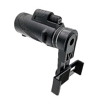 Telescopes 40x60 monocular telescope dual focus optics zoom lens scope for hunting camping b