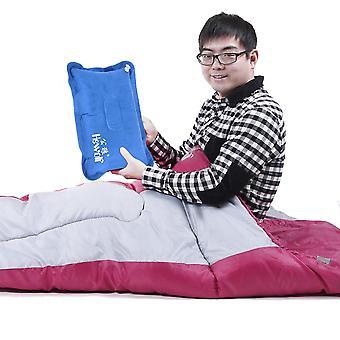 Nadmuchiwana poduszka kempingowa ściśliwa przenośna do aktywności na świeżym powietrzu