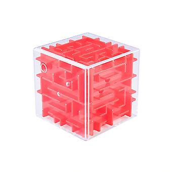 מבוך קוביות תלת-ממדי