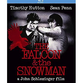 Falcon and the Snowman [BLU-RAY] USA import