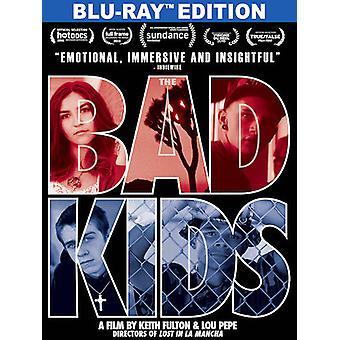 Mauvaise importation USA Kids [Blu-ray]