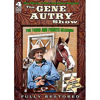Gene Autry Show: Season 3-4 [DVD] USA import