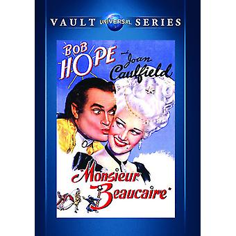 Importación de USA de Monsieur Beaucaire [DVD]
