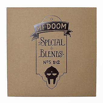 MF Doom - spezielle Mischungen Vol. 1 & 2 [Vinyl] USA import