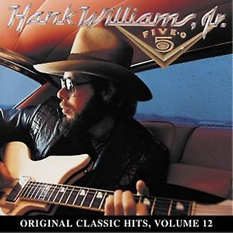 Hank Williams Jr. - Five-O [CD] USA import