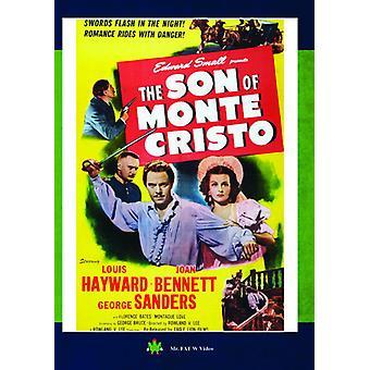 Son of Monte Cristo [DVD] USA import