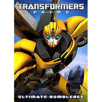 Transformers Prime: Ultimate Bumblebee [DVD] USA importerer