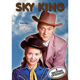 Sky King 01 [DVD] USA import