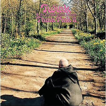 Twink & the Technicolour Dream - Think Pink II [CD] USA import