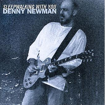Denny Newman - Sleepwalking with You [CD] USA import