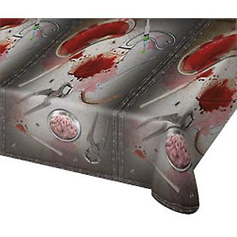 Bloody Halloween party nappe 180 x 130 cm décoration