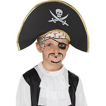 Pirate hat kind Pirate hat de piraat kostuum piraat