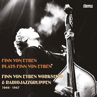 Finn Von Eyben - 1966-67 [CD] USA import