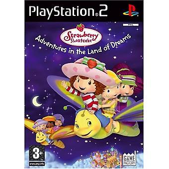 Strawberry Shortcake makeiden unelmien peli (PS2) - Uutena