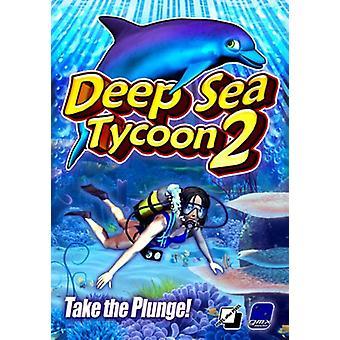 Deep Sea Tycoon 2 (PC)-nieuw
