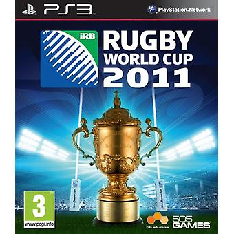 Rugby World Cup 2011 (PS3) - Neu