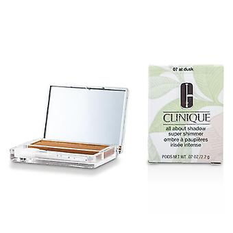 Clinique All About Shadow - # 07 At Dusk (super Shimmer) - 2.2g/0.07oz