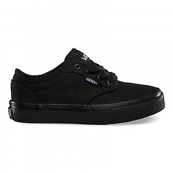 Vans Y Atwood Canvas Black VKI5186 universal all year kids shoes
