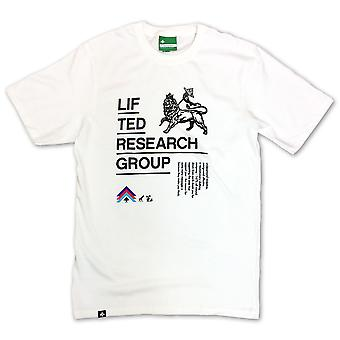 LRG Bless The Emperor T-shirt White