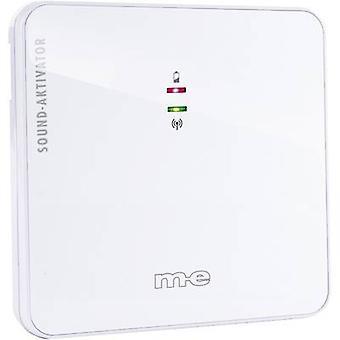 m-e modern-electronics 41021 Wireless door bell Transmitter sound reactive