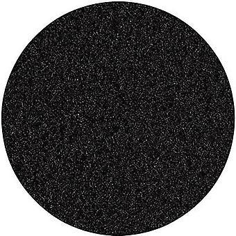 Velour Fleece tummanharmaa