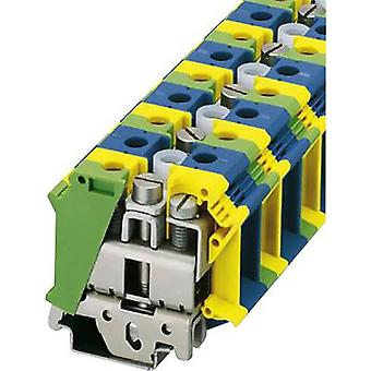 Phoenix Contact UIK 35-PE/N 3006195 PG terminal Number of pins: 2 0.75 mm² 35 mm² Green-yellow, Blue 1 pc(s)
