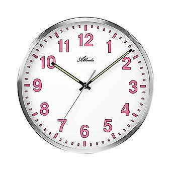 Atlanta - 4453-17 clock