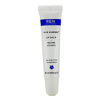 Ren Vita Mineral Lip Balm (all Skin Types) - 15ml/0.5oz