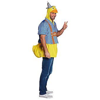 Wiesnente BUA bayerske duck Oktoberfest duck kostyme for menn