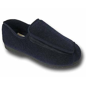 Coolers Mens CosyComfort Adjustable Orthopaedic Slippers