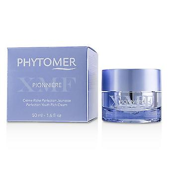 Phytomer Pionniere Xmf Perfection Youth Rich Cream - 50ml/1.6oz