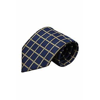 Gravata azul Módena 01