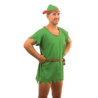 Bnov Robin Hood/Elf kostuum