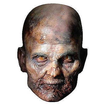 The Walking Dead Raisin Zombie Party Card Fancy Dress Mask