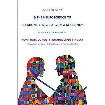 Arte terapia y la neurociencia de las relaciones, la creatividad y la resiliencia: capacidades y prácticas (serie de Norton...