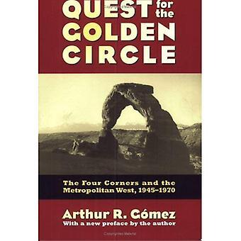 Suche nach dem Golden Circle: die vier Ecken und die Metropolitan West, 1945-1970