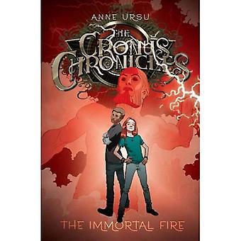 The Immortal Fire (Cronus Chronicles Series #3)