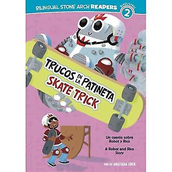La de trucos en truco de la Patineta/Skate