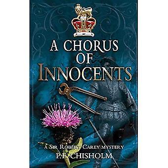 Un chœur des Innocents: un mystère de Carey Sir Robert